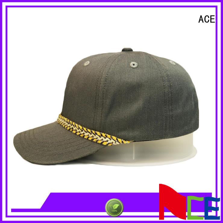 Breathable cool baseball caps peak bulk production for fashion