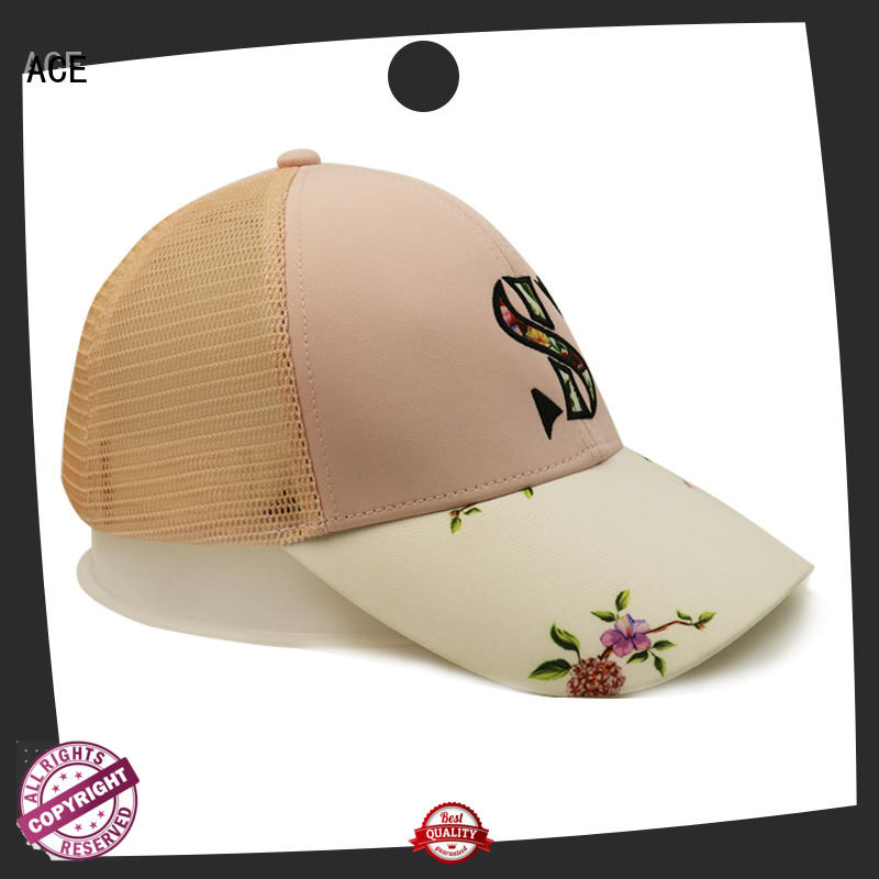 high-quality sports baseball cap peak free sample for beauty