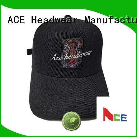 latest custom baseball caps adjustable OEM for baseball fans