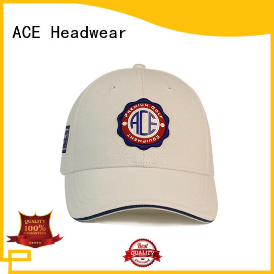 durable embroidered baseball caps rhinestone supplier for fashion
