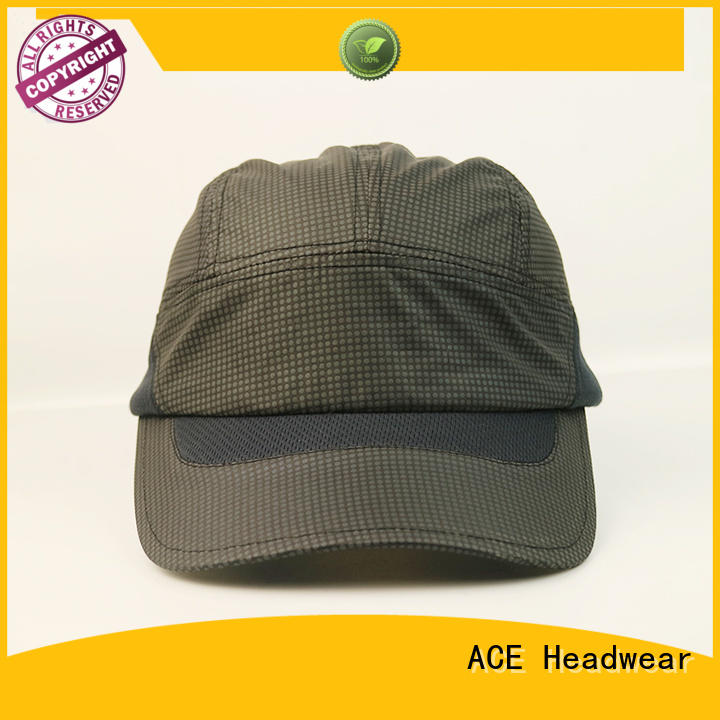 ACE Breathable fitted baseball caps for wholesale for fashion