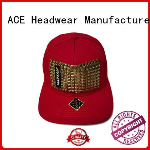 high-quality popular snapback caps art ODM for fashion