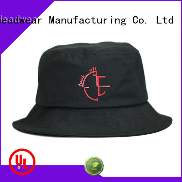 ACE latest bucket hat with string customization for beauty