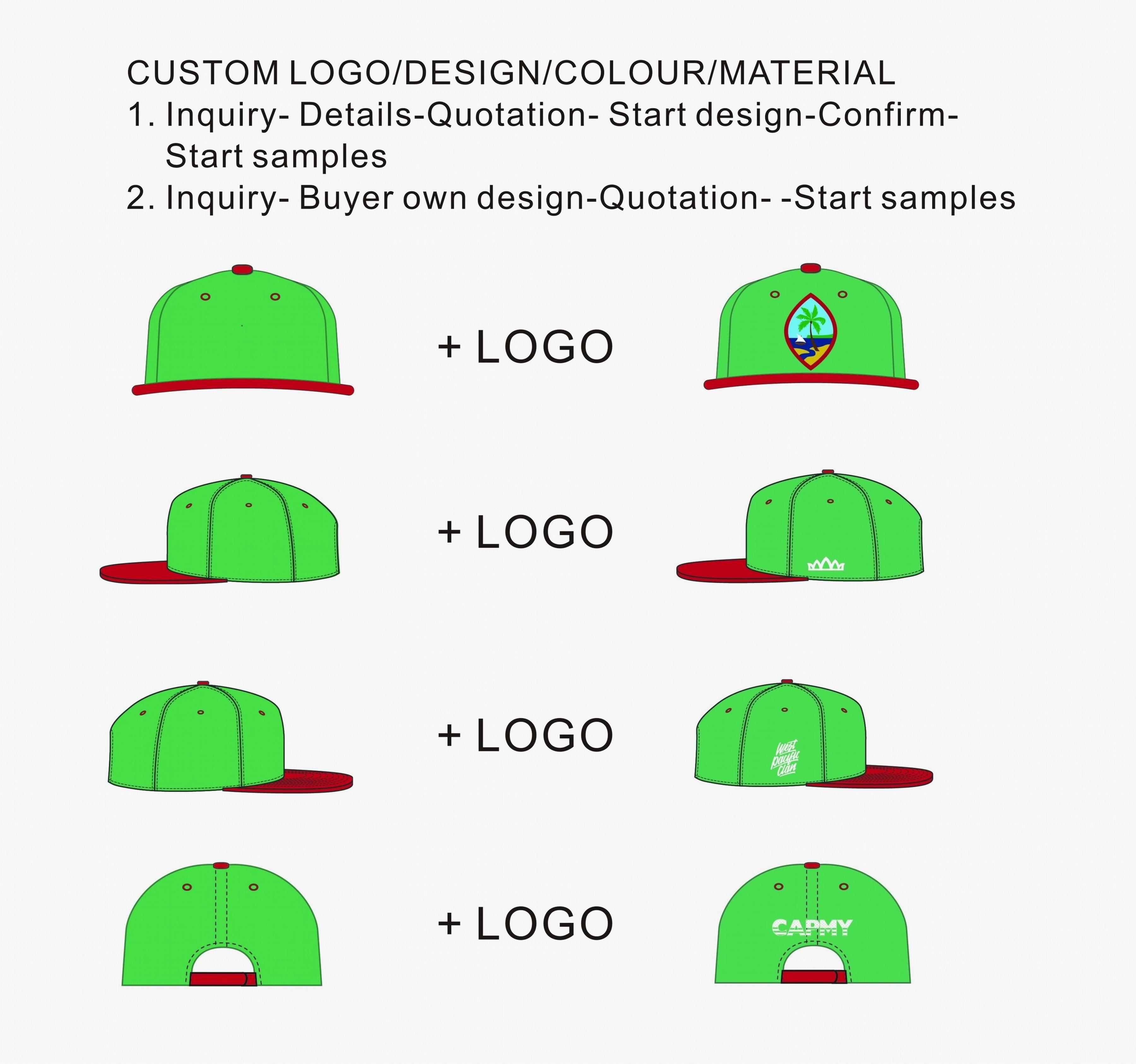 ACE solid mesh best snapback hats customization for beauty-2