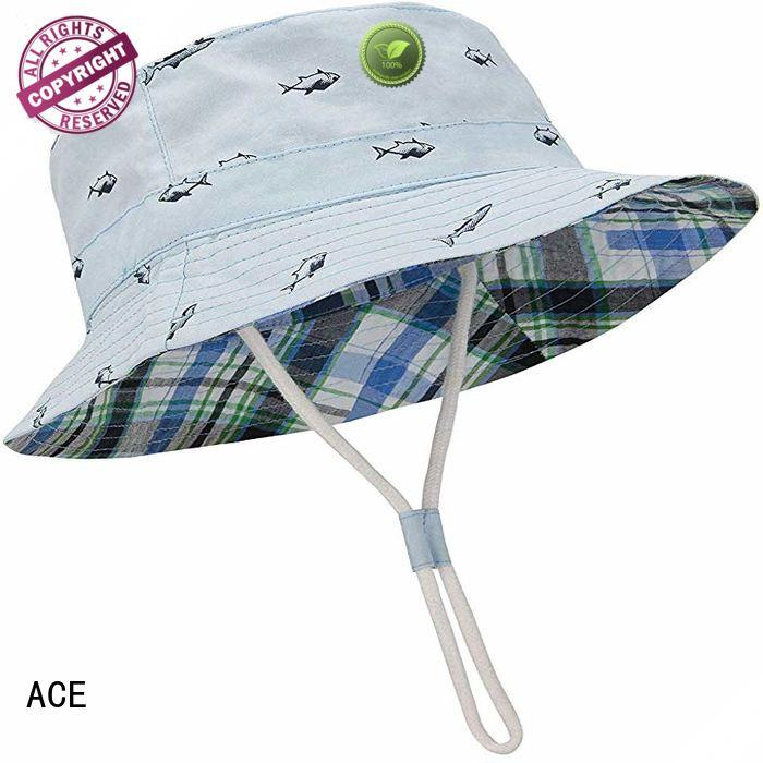 ACE solid mesh best bucket hats buy now for fashion