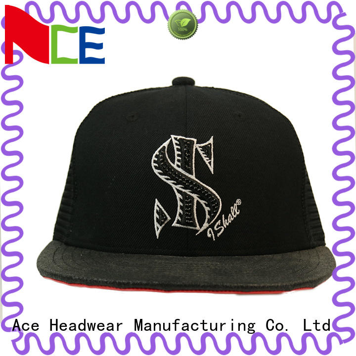 ACE genuine mens trucker caps supplier for fashion