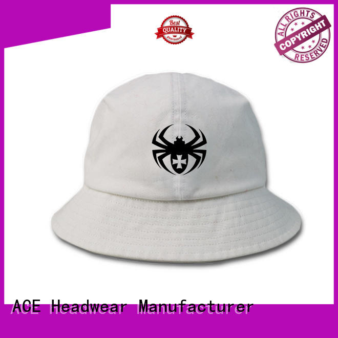 high-quality bucket hats for men made bulk production for fashion