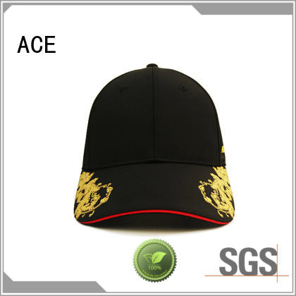 ACE at discount fashion baseball caps supplier for beauty