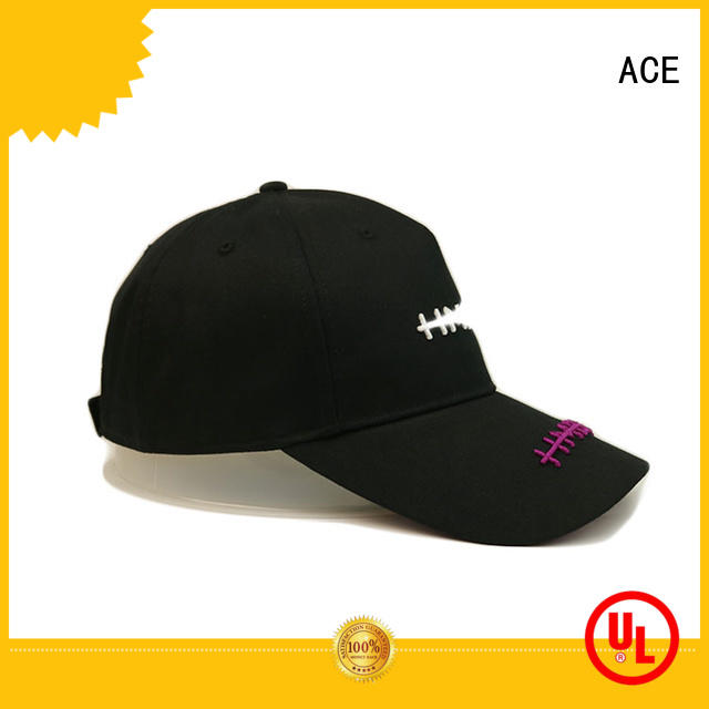 ACE at discount fashion baseball caps OEM for beauty