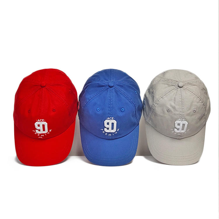 ACE durable black baseball cap bulk production for baseball fans-2