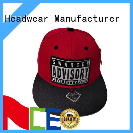 at discount popular snapback caps grain free sample for fashion