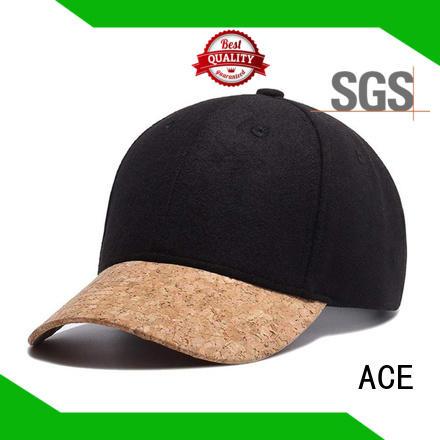 ACE fashion baseball cap OEM for beauty