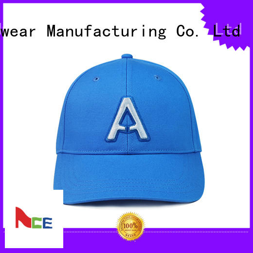 ACE Breathable best mens baseball caps bulk production for fashion