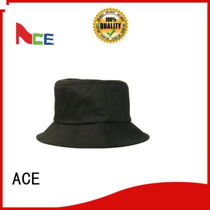 ACE latest blue bucket hat customization for fashion