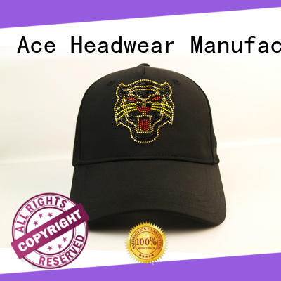 ACE pink wholesale baseball caps for wholesale for baseball fans