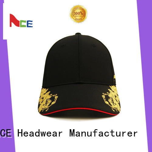 latest sports baseball cap adult bulk production for fashion