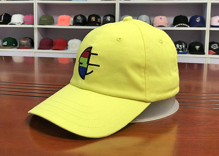 ACE Breathable plain dad hats free sample for beauty-2