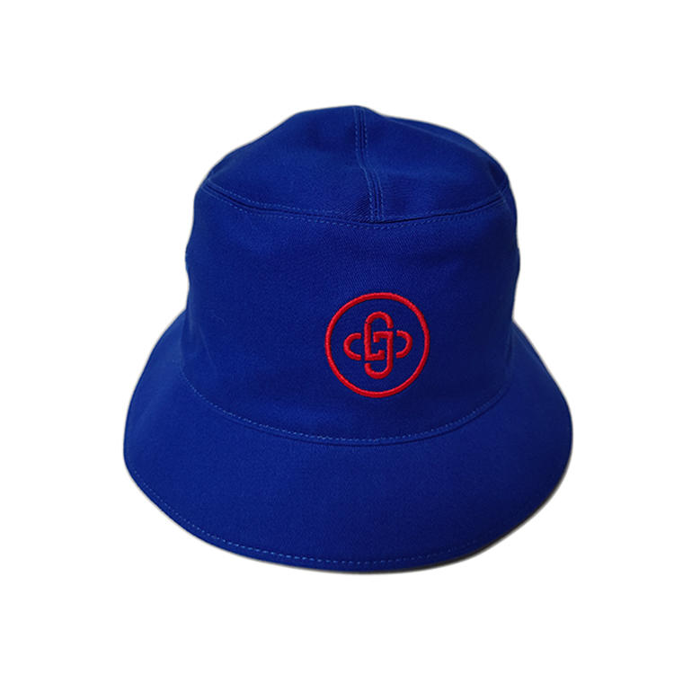 ACE funky white bucket hat OEM for beauty-2