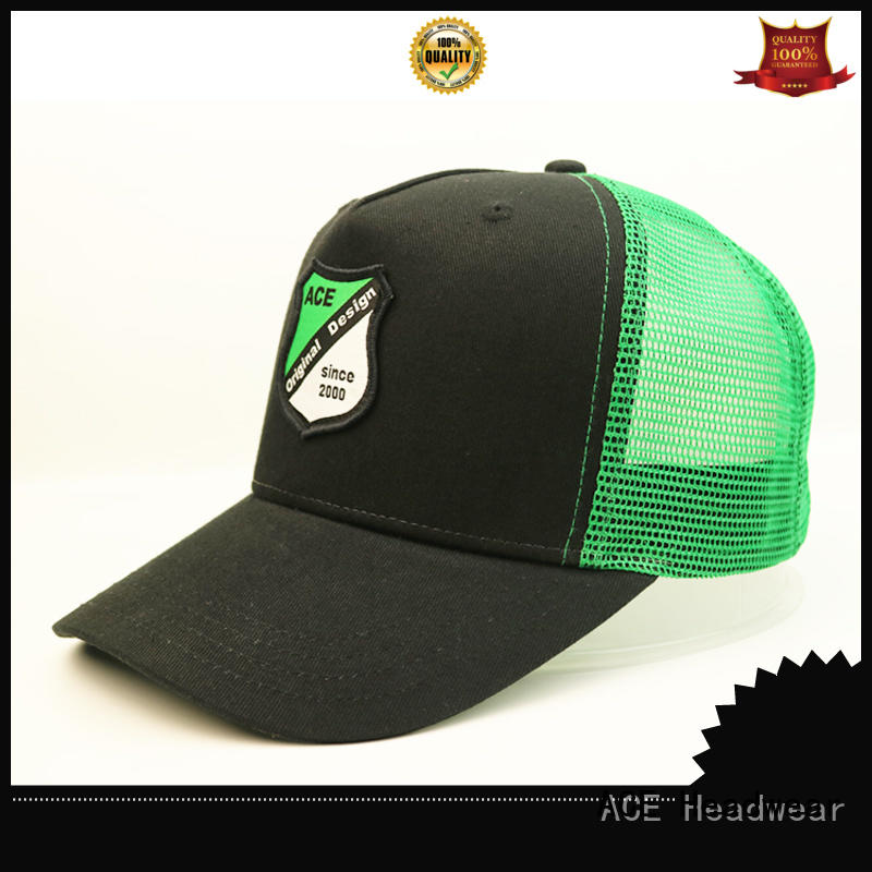 funky outdoor cap panel customization for beauty