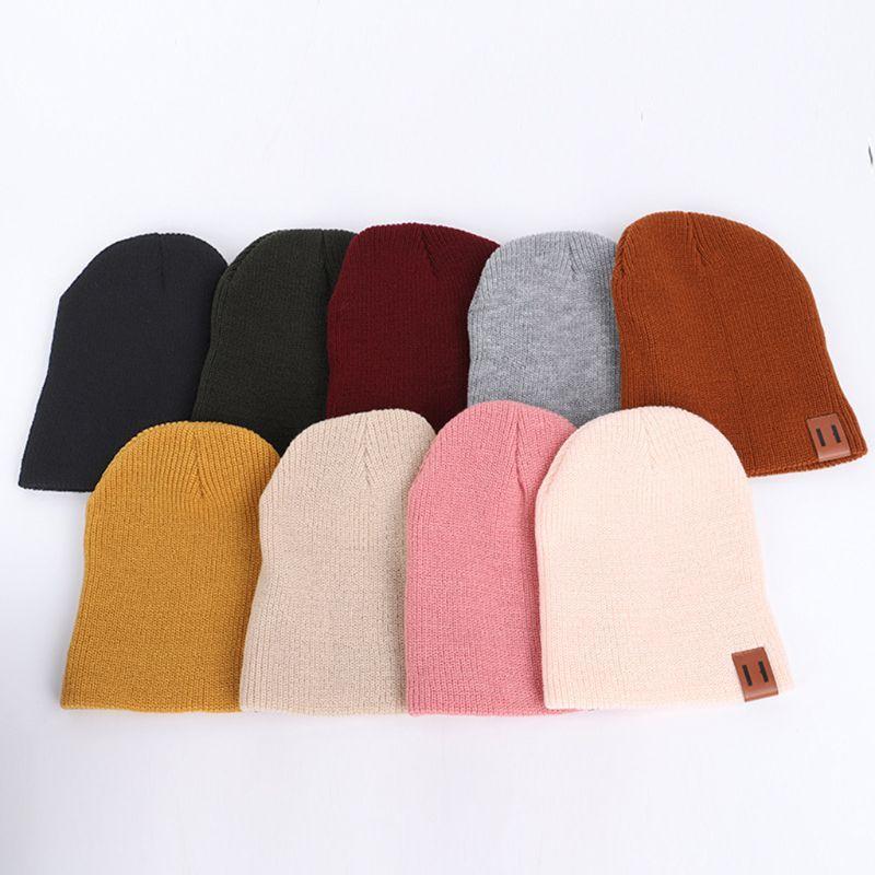 funky grey knit beanie beanies customization for beauty-1