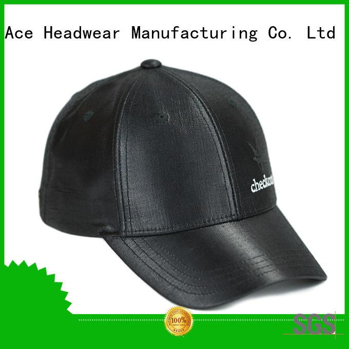 ACE adult wholesale baseball caps supplier for baseball fans