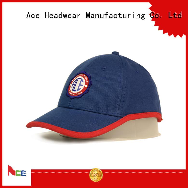 ACE flower sports baseball cap bulk production for fashion
