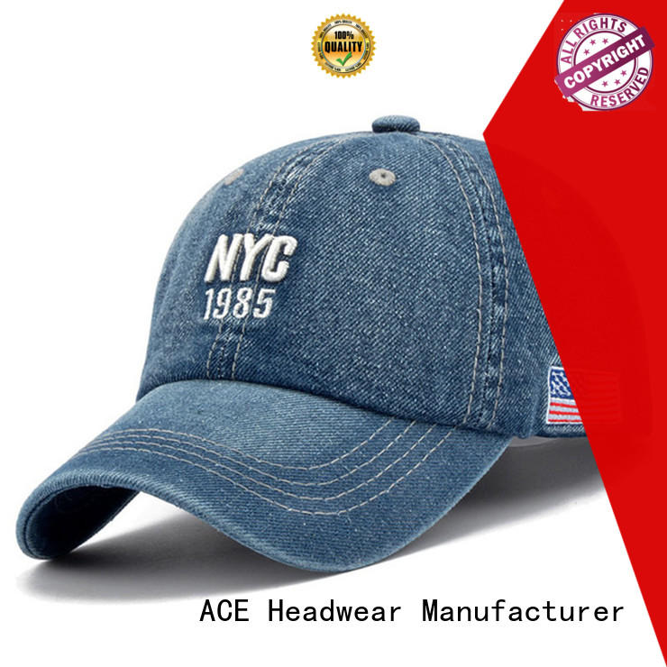at discount leather baseball cap embroidery for wholesale for beauty