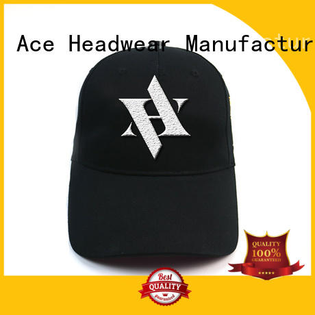 ACE solid mesh baseball cap get quote for beauty