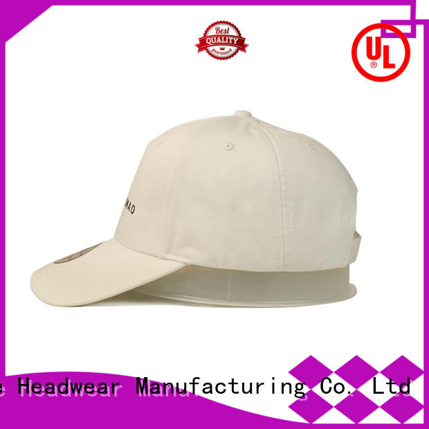 ACE portable blank baseball caps free sample for baseball fans