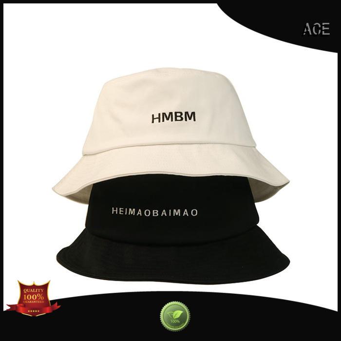 high-quality trendy bucket hats headwear supplier for beauty