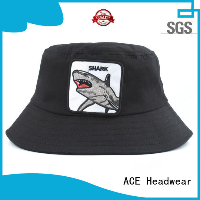 durable red bucket hat headwear OEM for beauty