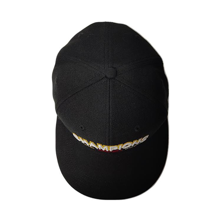 ACE durable custom snapback caps free sample for fashion-3