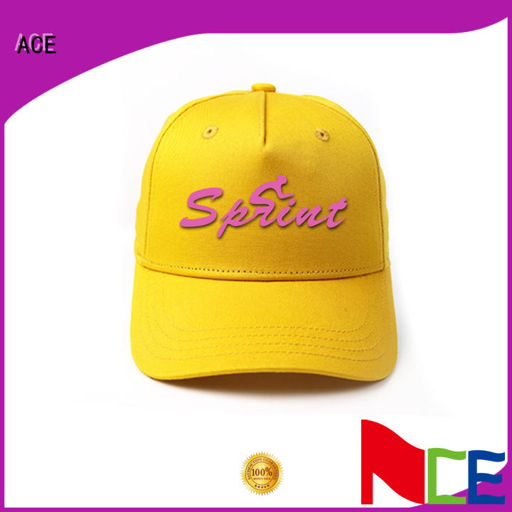 ACE blue funny dad hats customization for beauty