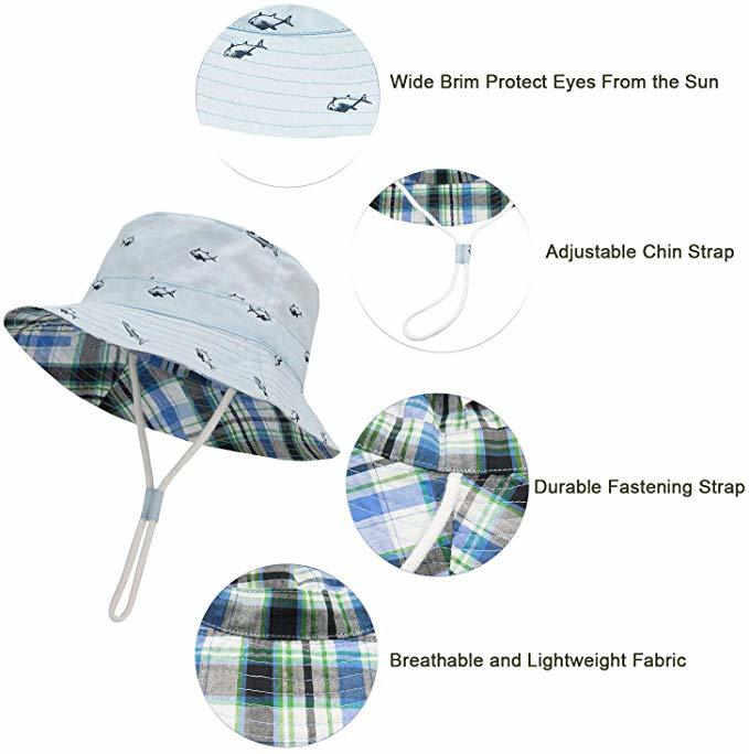 ACE solid mesh best bucket hats buy now for fashion-1