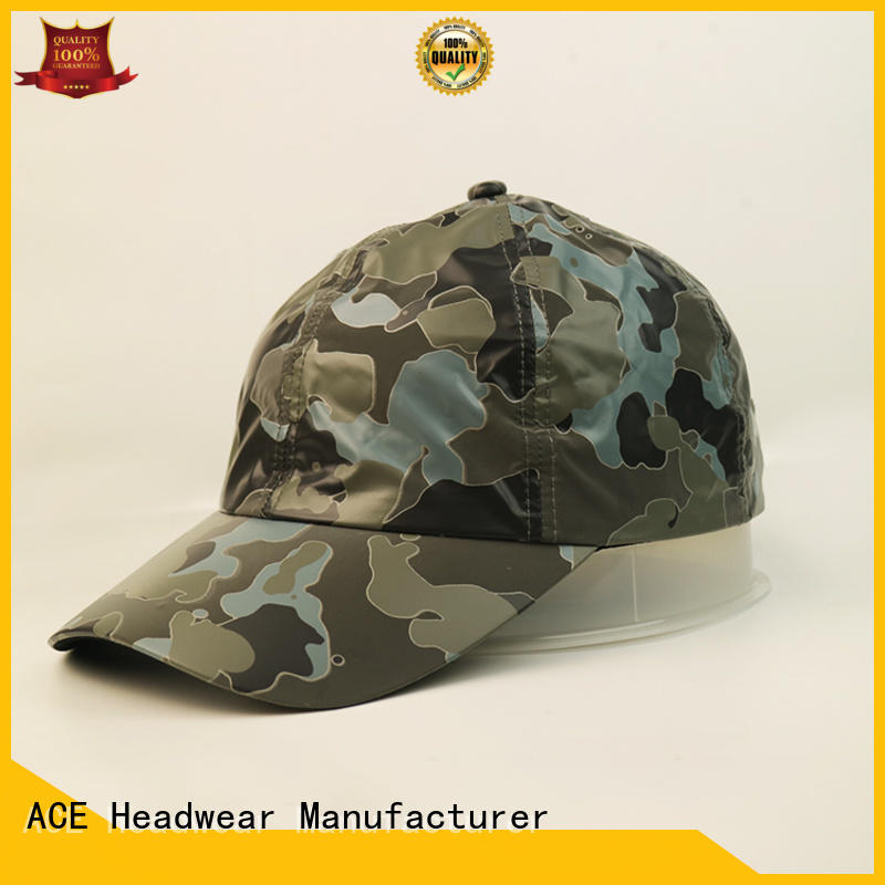 ACE at discount best mens baseball caps supplier for beauty