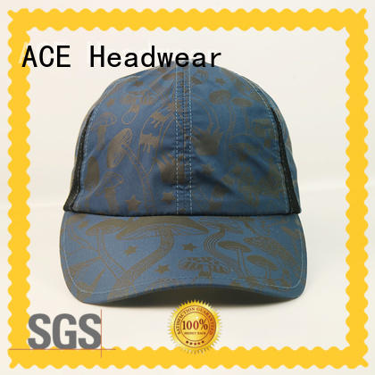 ACE flat best baseball caps ODM for fashion