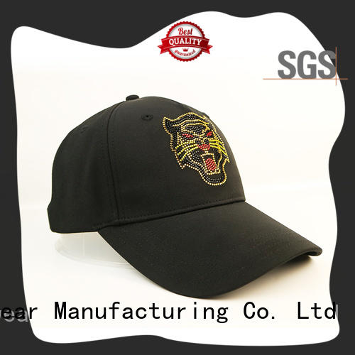 funky baseball cap with embroidery cotton customization for baseball fans