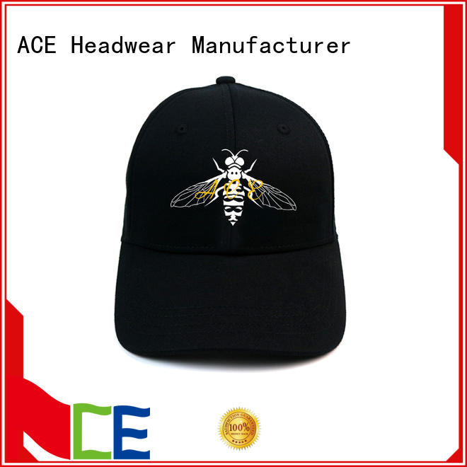 ACE funky best baseball caps ODM for baseball fans