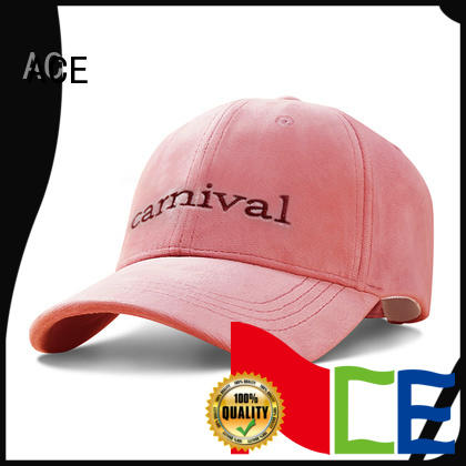 ACE durable womens baseball cap get quote for baseball fans