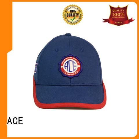 ACE Breathable fashion baseball caps supplier for fashion