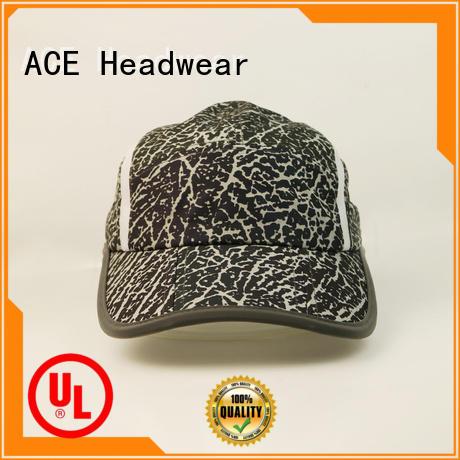 ACE Breathable kids baseball caps ODM for baseball fans