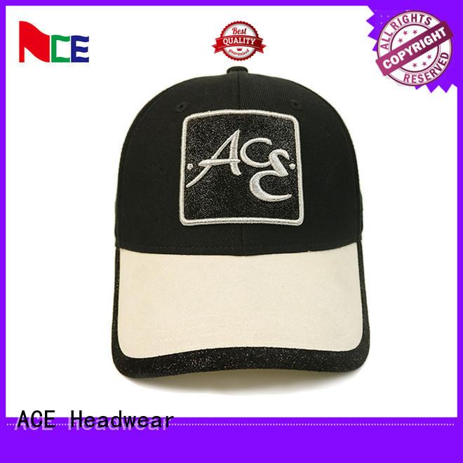 solid mesh plain baseball caps string supplier for fashion