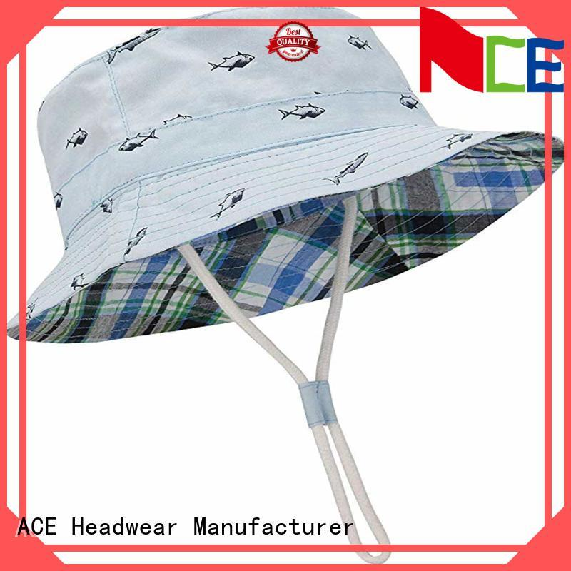 funky bucket hat with string 18sscap02 buy now for beauty