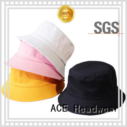 ACE feature trendy bucket hats supplier for fashion