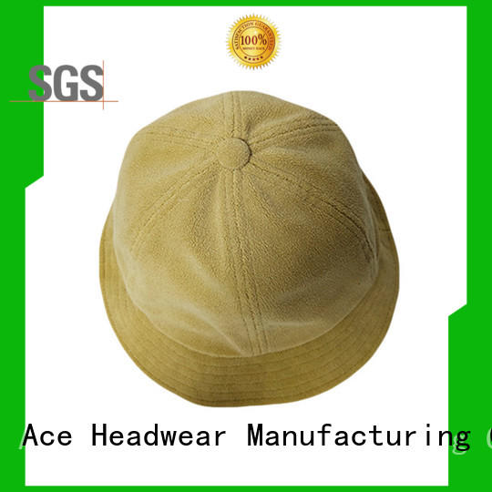ACE 100 bucket hat fashion supplier for fashion