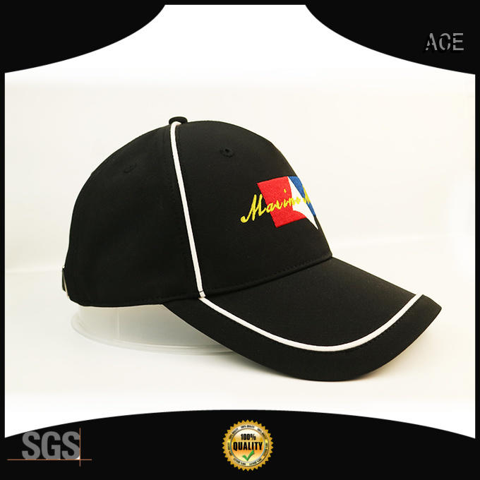 solid mesh fitted baseball caps plain free sample for beauty