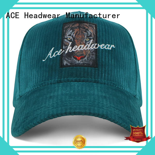 ACE flowers cool baseball caps buy now for beauty