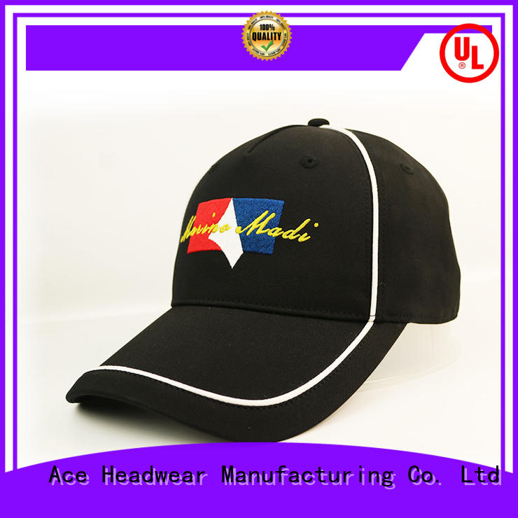 ACE on-sale best mens baseball caps OEM for fashion