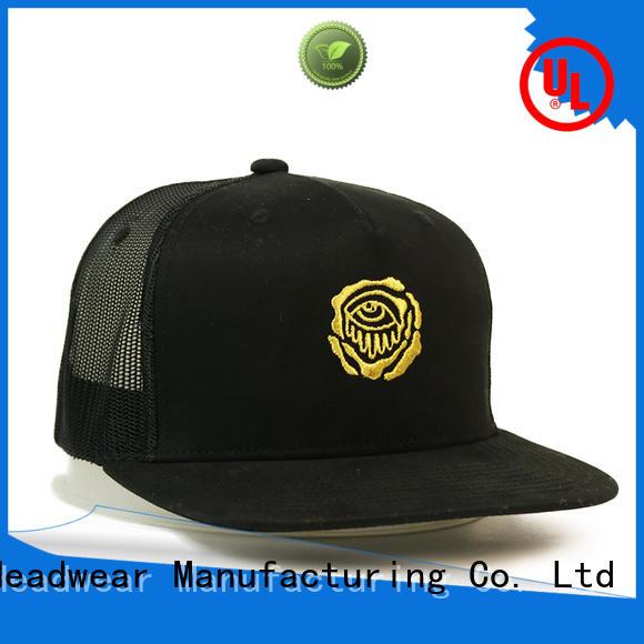 ACE plain red baseball cap supplier for beauty