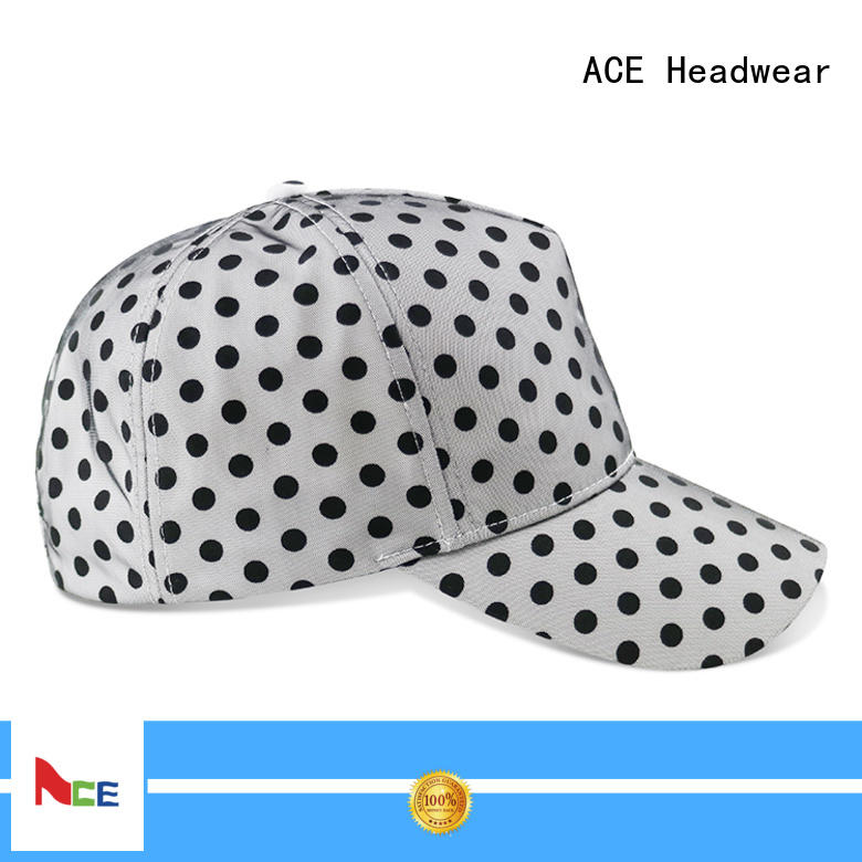 ACE durable cycling cap free sample for Trucker